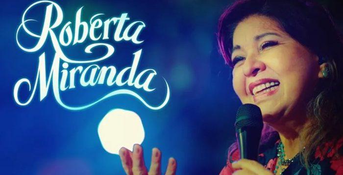 Capa do single 'Ponto G', de Roberta Miranda — Foto: Divulgação
